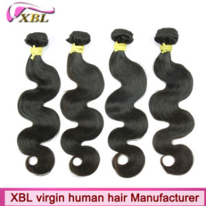 Chemical Free No Shedding Peruvian Human Hair pictures & photos