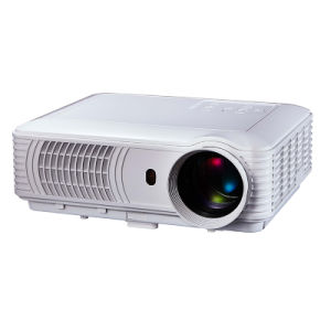 Nature Resolution 800*480 Hot Selling Smart HD Projectors pictures & photos