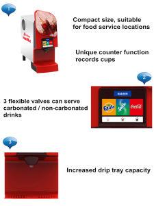 Carbonated Beverage Dispenser pictures & photos