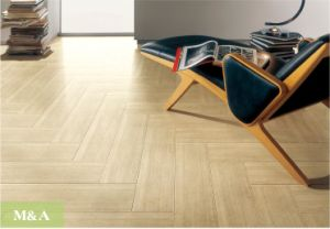 New Timber Wood Glazed Porcelain Tile for Wall and Floor (LF03) pictures & photos