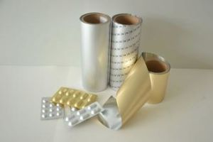 Aluminum Pharmaceutical/Blister Foil Blister Packing Use pictures & photos
