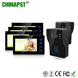 Waterproof RFID ID Card Intercom Villa Video Doorphone (PST-VD704T-ID) pictures & photos