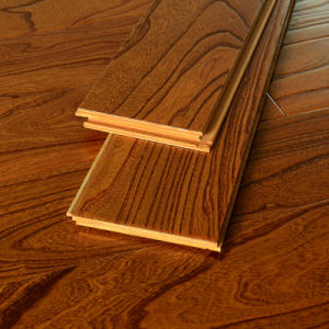 Engineered Click Systems Multi-Solid Wood Flooring pictures & photos