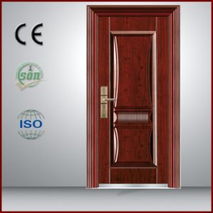 Iron Glass Exterior Door pictures & photos