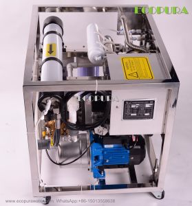 Commercial Seawater Reverse Osmosis Watermaker Systems (1000LPD) pictures & photos
