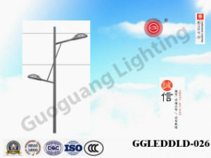 Ggledld-026 Patent Design IP65 High Quality 6m-12m LED Street Lights pictures & photos