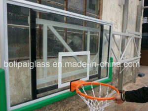 Wall Side-Folding Type Steel Plate Basketball System pictures & photos