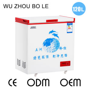 Highly Recommened Good Sealing Top Open Single Door Chest Freezer
