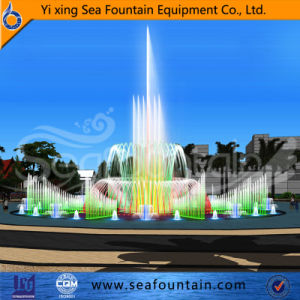 Custom Made Multimedia Music Fountain pictures & photos