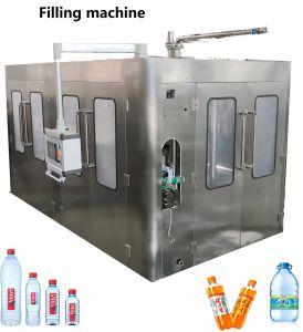 Automatic Fresh Fruit Mango Orange Juice Drink Production Line for Pet Bottle pictures & photos