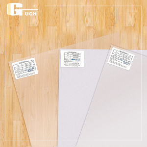 PVC/Pet Golden and Silver Sheet with Good Quality pictures & photos