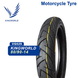 Tire Casing Type 3.00-14 80/90-14 120/70-14 Motorcycle Tubeless Tire pictures & photos
