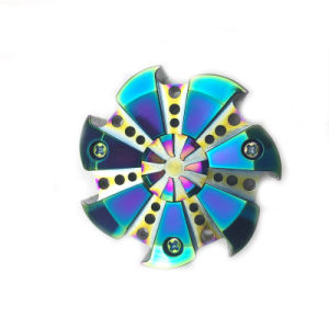 New Model Metal Material Fidget Spinner pictures & photos