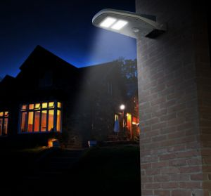 Cheap Price of 7W Integrated Solar LED Street Light Wall Lamp for Home Use pictures & photos