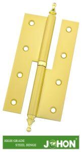 Steel or Iron Hardware Showing Door Hinge (160X55mm window or cabinet accessories) pictures & photos