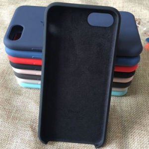 Latest and Popular Silicone Mobile Phone Case for iPhone 7, iPhone6 and iPhone Series Cell Phone pictures & photos