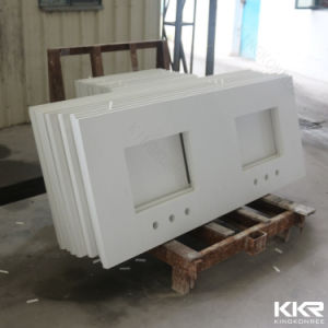 Best Quality Artificial Quartz Stone Countertop, Vanity Top pictures & photos