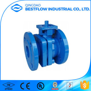 Low Pressure Dvgw Approved Oil Brass Gas Ball Valve pictures & photos