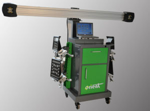 High Technology of 3D Wheel Alignment and Lift pictures & photos