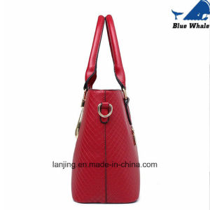 3 PCS/Set Leather Designer Handbag Ladies Bags Women Handbags pictures & photos