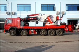 HOWO 5 Axles 260 Tons Heavy Duty Crane Truck pictures & photos