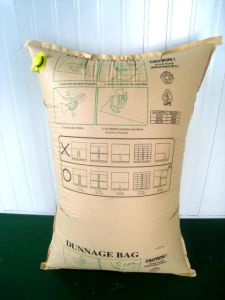 Economical Recyclable Cargo Air Bag for Track pictures & photos