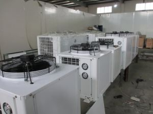 Screw Condensing Unit for Cold Stores Installation, Condensing Unit pictures & photos