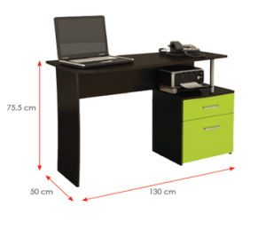 Modern Staff Table /Clerk Table /Computer Desk/Computer Table (HX-DR037) pictures & photos