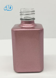 N22 New Fashion Square Nail Glass Perfume Bottle 10ml pictures & photos