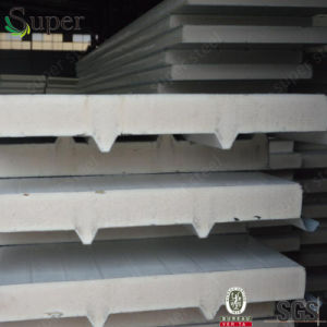 Building Material Polyurethane PU Roof/Wall Structural Insulated Sandwich Panels pictures & photos