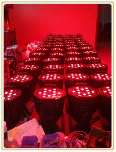 54PCS*3W Warm White LED PAR Light Stage Light Event Wedding Outdoor Garden Lighting pictures & photos