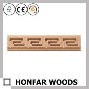 Beech Wood Trim Mouldings for Ceiling Decoration pictures & photos