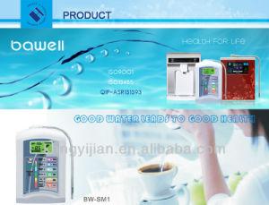 Hydrogen Alkaline Water Ionizer (CE Certified) (BW-SM1) pictures & photos