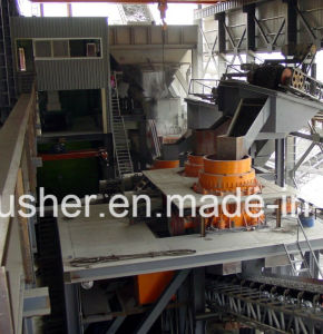 Kl Series Combined Hydraulic Symons Cone Crusher pictures & photos