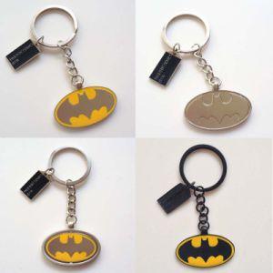 Marvel Alloy Keychain Keyrings Metal Key Chains Rings Batman Pendant Key Rings pictures & photos