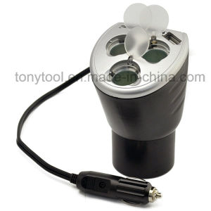 12V/24V Multi Function Car Power Adapter pictures & photos
