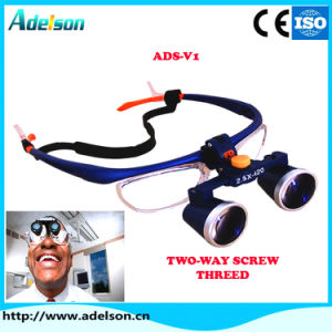 FDA 3.5X/2.5X Medical Equipment Dental Loupe pictures & photos