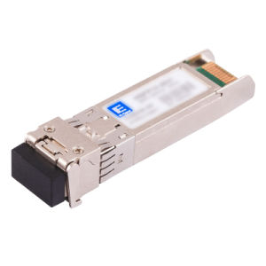 6.25GB/s SFP+ 2km 1310nm SM Duplex LC Optical Transceiver pictures & photos