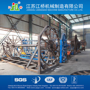 Drainage Pipe Steel Cage Roll Welding Concrete Machine pictures & photos