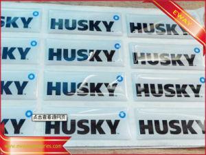 3D PVC Epoxy Sticker Label Vinly Clear Sticker pictures & photos