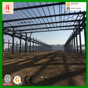 ISO9001&BV Steel Building Structure Workshop pictures & photos