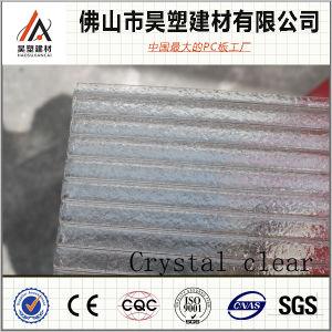 Crystal Polycarbonate Hollow Sheet/Panl