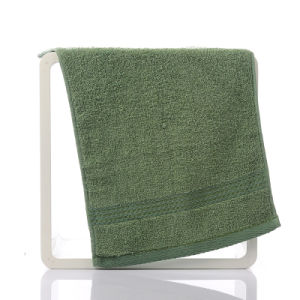 Promotional Hotel / Home Colored Microfiber Bath / Beach Towels pictures & photos