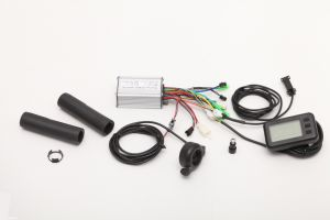 DC Hub Motor 48V 1000W Full Set of E Bike Conversion Kit, 48V 1000W Electric Bike Kit pictures & photos