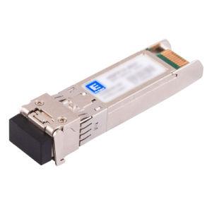 6.25GB/s SFP+ 10km 1310nm SM Duplex LC Optical Transceiver pictures & photos