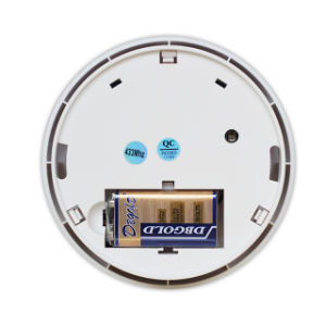 Low Price Stand Alone Photoelectric Smoke Alarming Detector pictures & photos