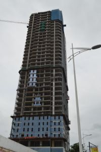 High Efficiency Qtz160 (TC6517) Self-Raising Tower Crane pictures & photos