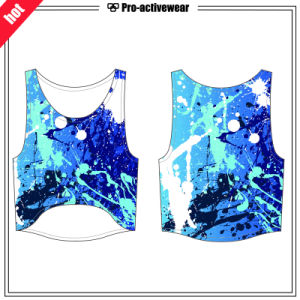 OEM Factory Sexy Loose Sexy Girl Yoga Tank Top (women crop top) pictures & photos