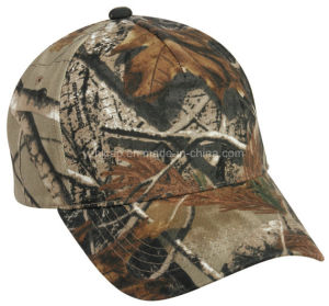 High Quality Embroidery Camo Baseball Cap pictures & photos