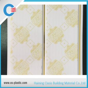 Common Printing PVC Ceiling Panels 8 or 10 Inches Decorative PVC Wall Panel pictures & photos